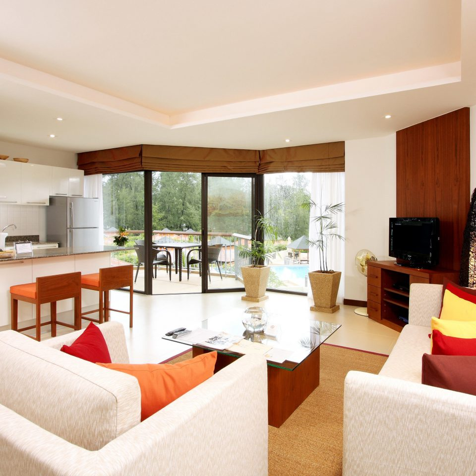 Lounge Luxury Modern Scenic views sofa property living room Suite home red Villa cottage condominium nice flat Bedroom