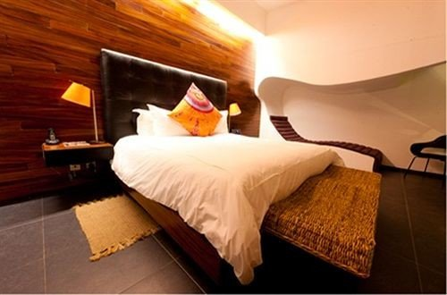 Bedroom Lounge Luxury Modern Suite property wooden cottage