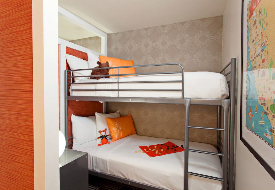 Bedroom Lounge Luxury Modern Suite property orange bunk bed cottage