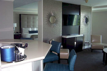 Lounge Luxury Modern property Suite condominium living room Bedroom