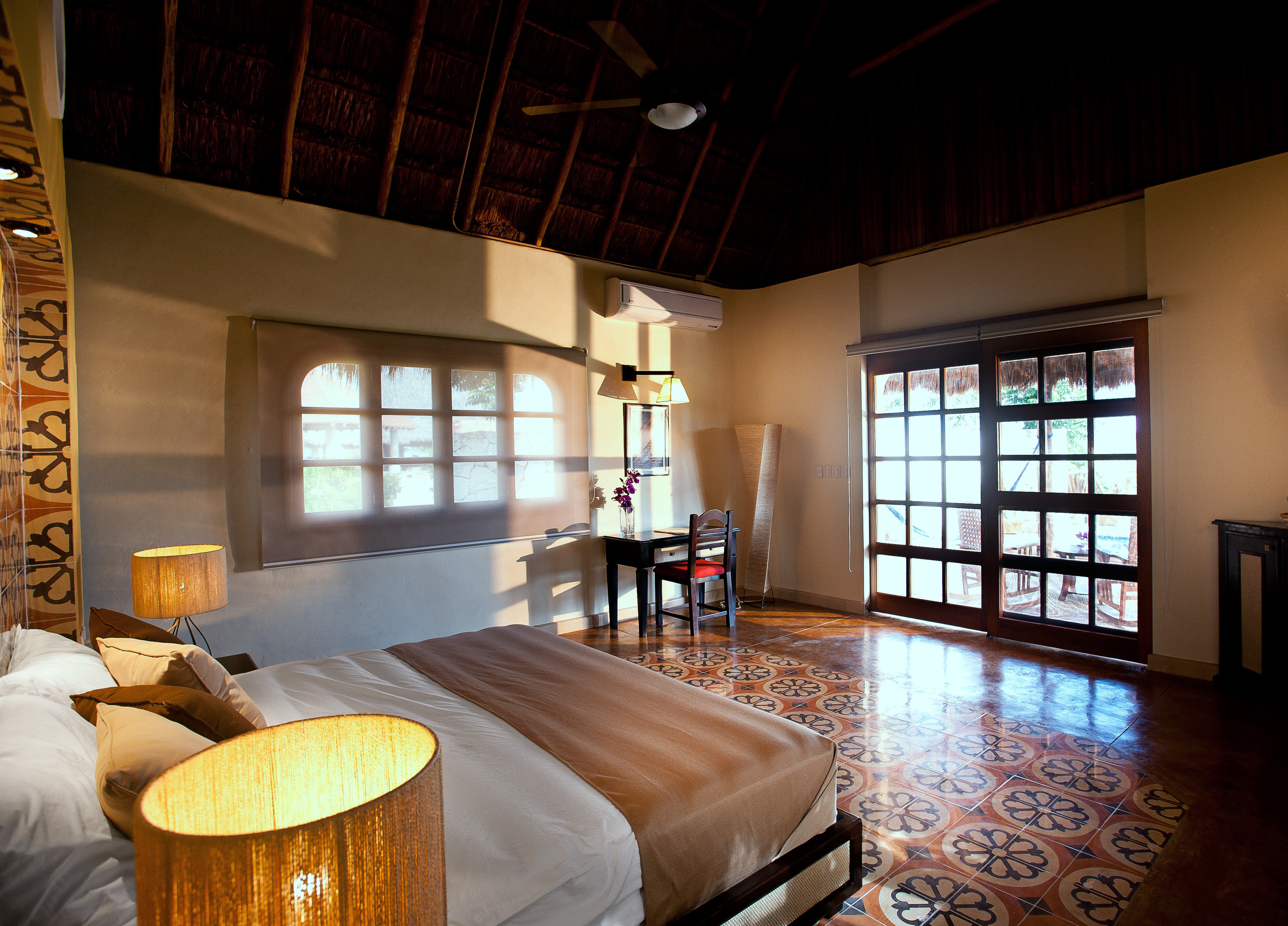 Bedroom Lounge Luxury Suite property living room home Resort cottage