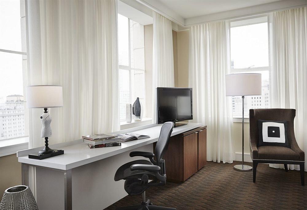 Lounge Luxury property desk home living room condominium Suite cottage Bedroom