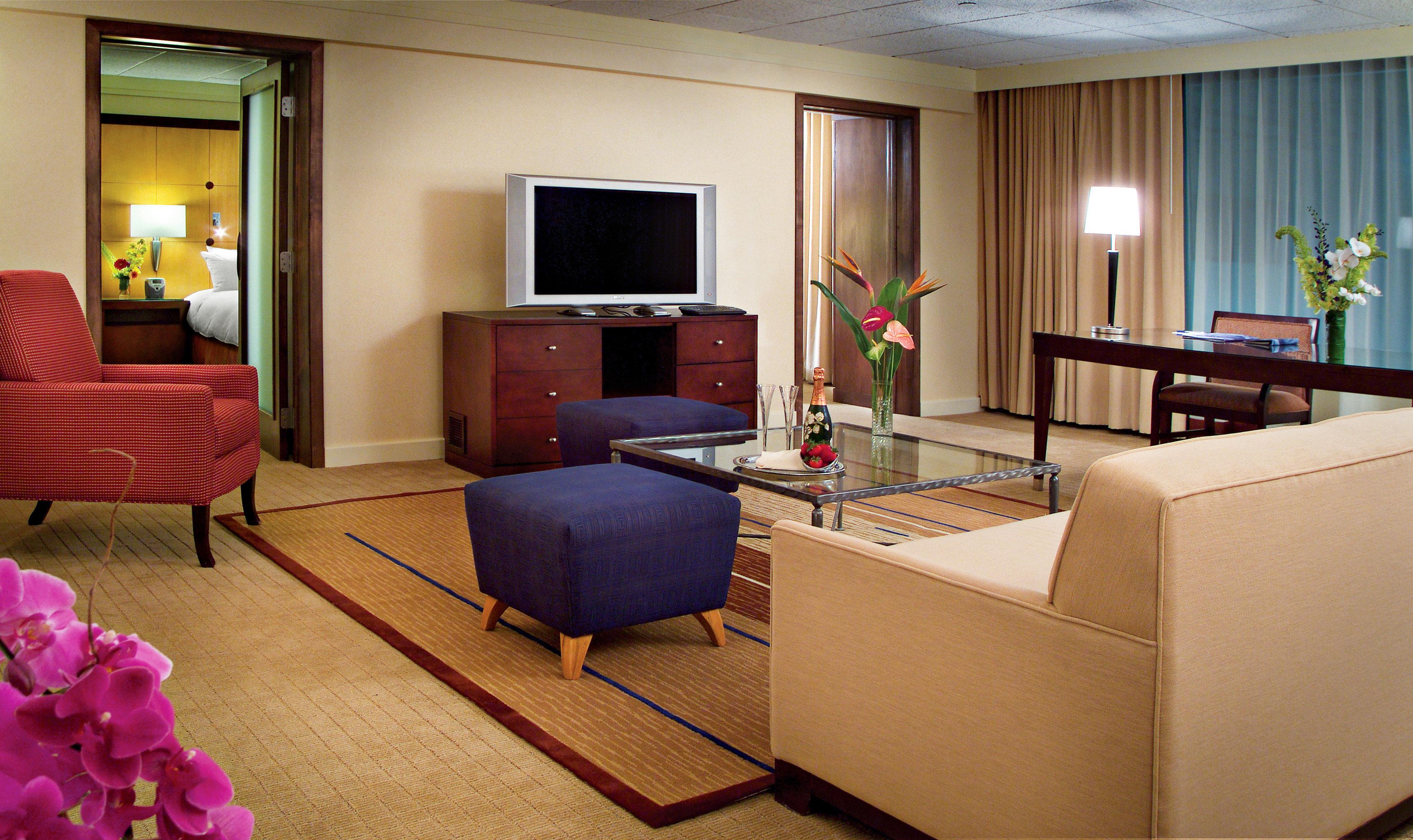 Bedroom Lounge Modern Suite property living room home condominium flat