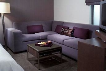 Lounge Modern property living room Suite condominium couch cottage Bedroom flat