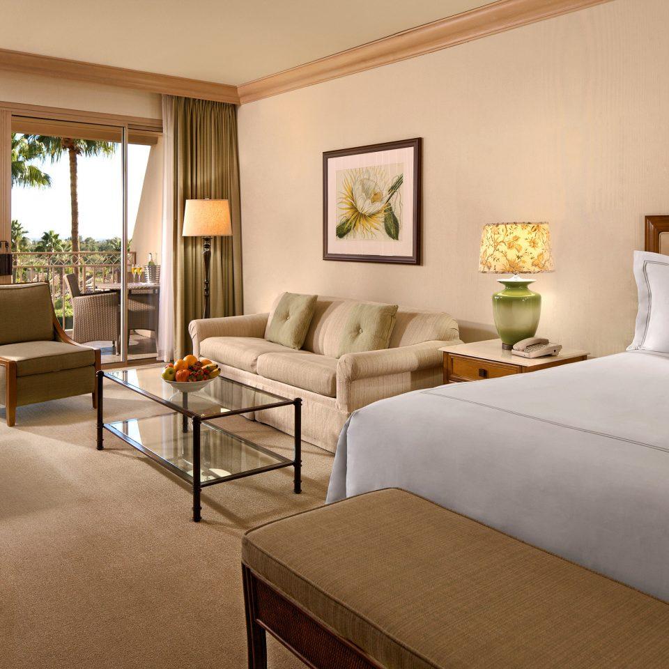 Bedroom Lounge Scenic views Suite sofa property home living room Villa condominium cottage Resort