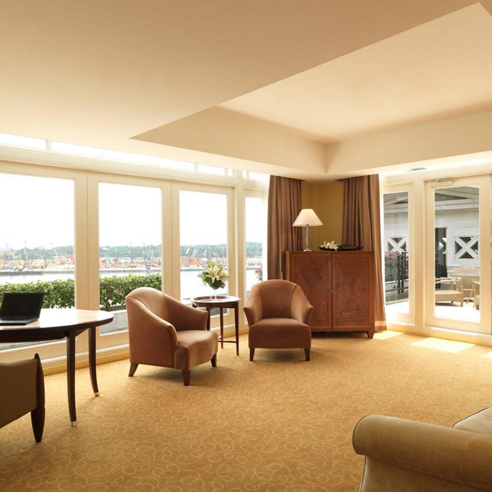 Lounge Scenic views chair property living room condominium home hardwood Suite Villa Bedroom