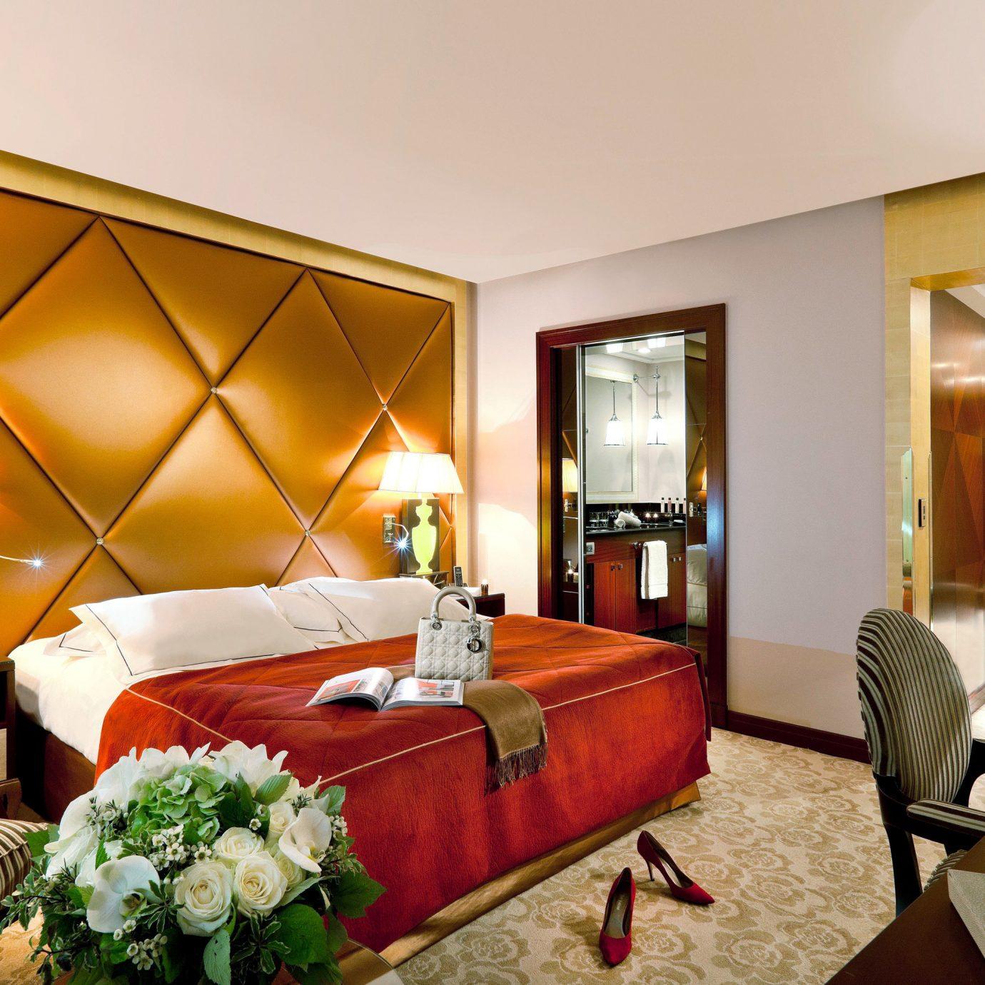 Bedroom Luxury Modern Romantic Suite sofa property living room Resort Villa condominium cottage flat