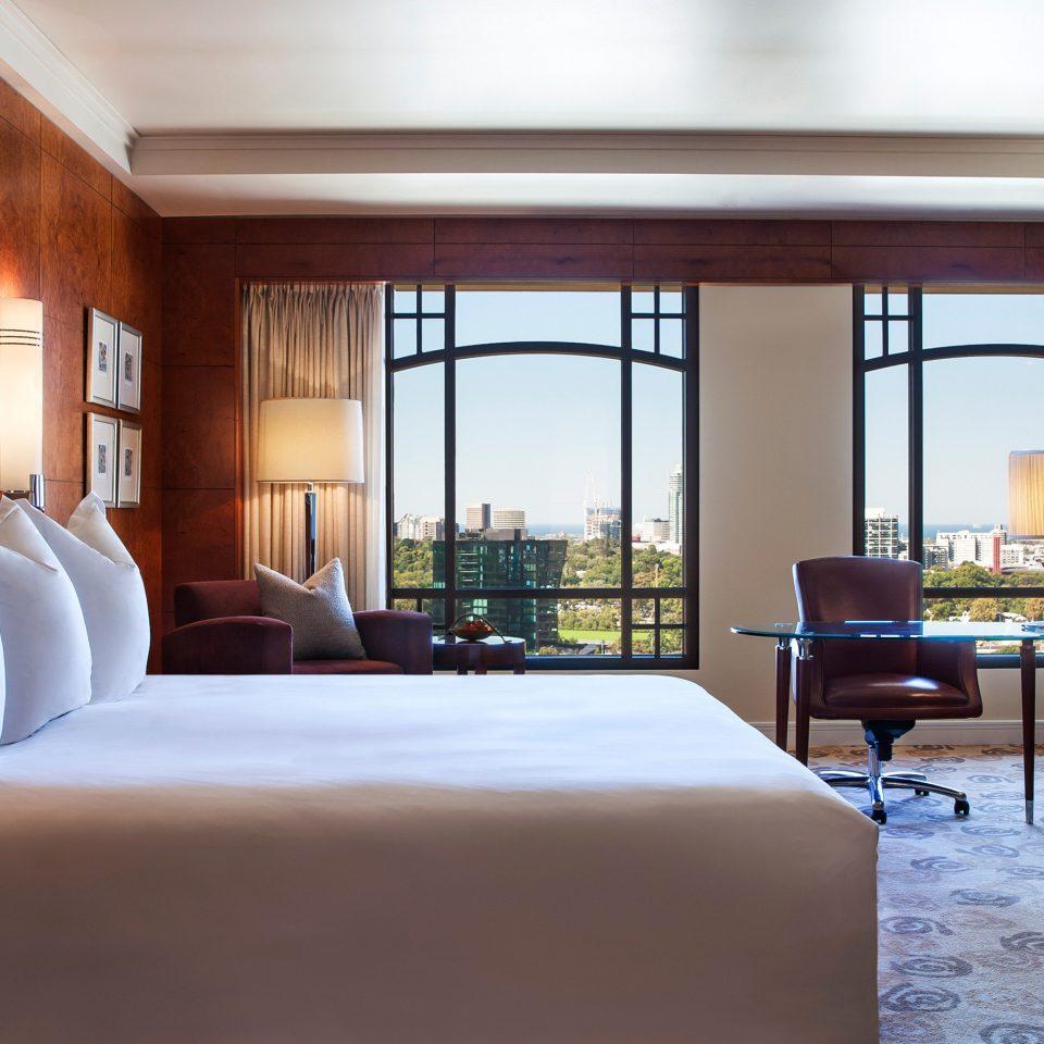 Bedroom Luxury Modern Scenic views Suite property living room home condominium Villa cottage Resort nice