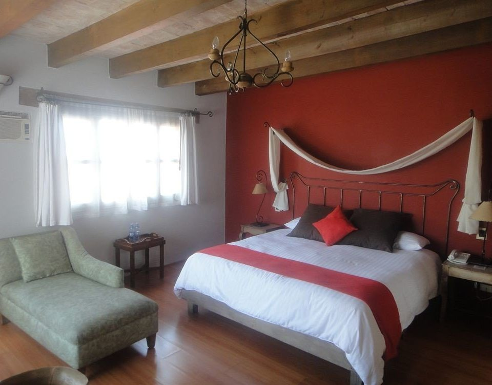 Bedroom Luxury Modern Suite property building red cottage Villa