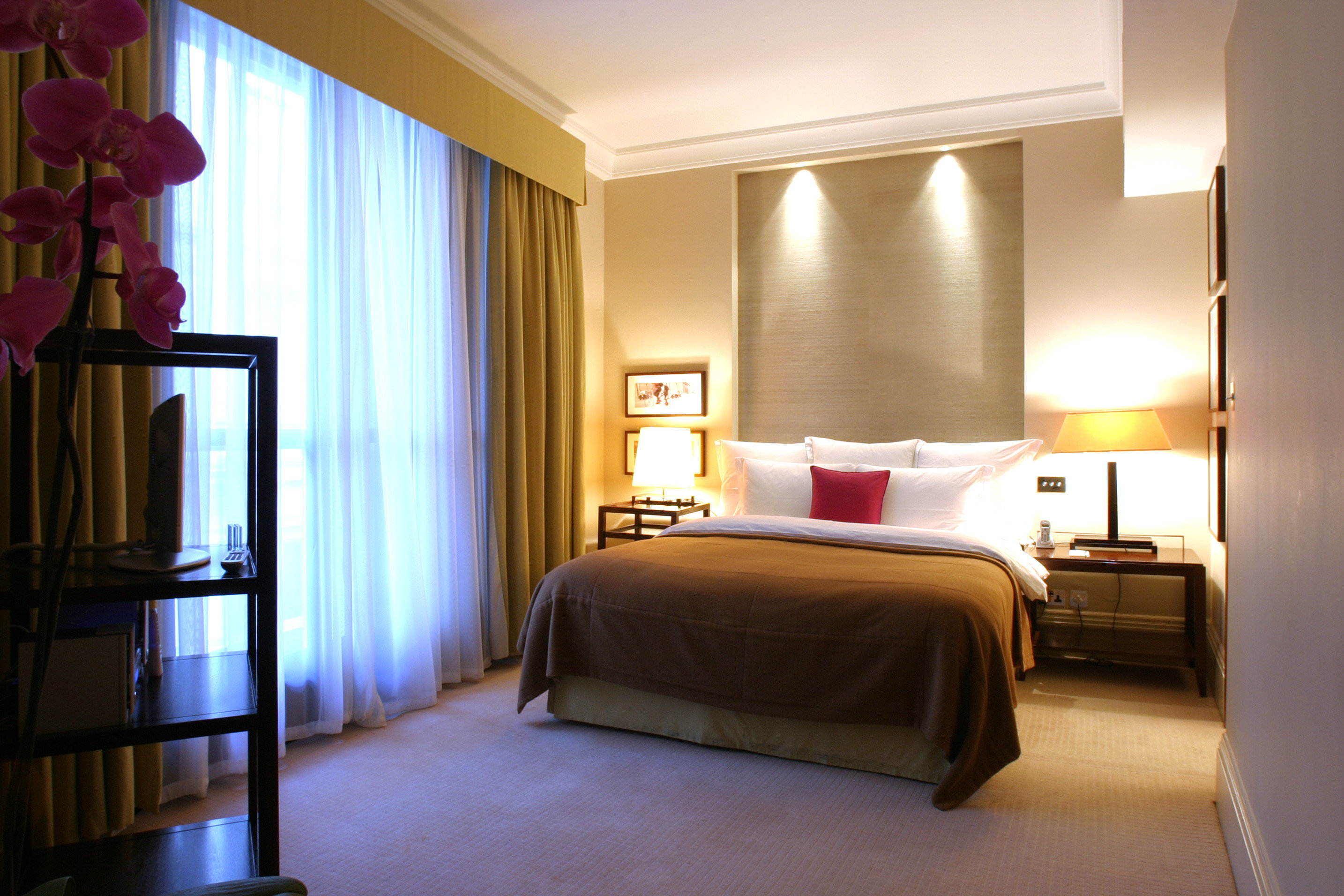 Bedroom Luxury Modern Suite property