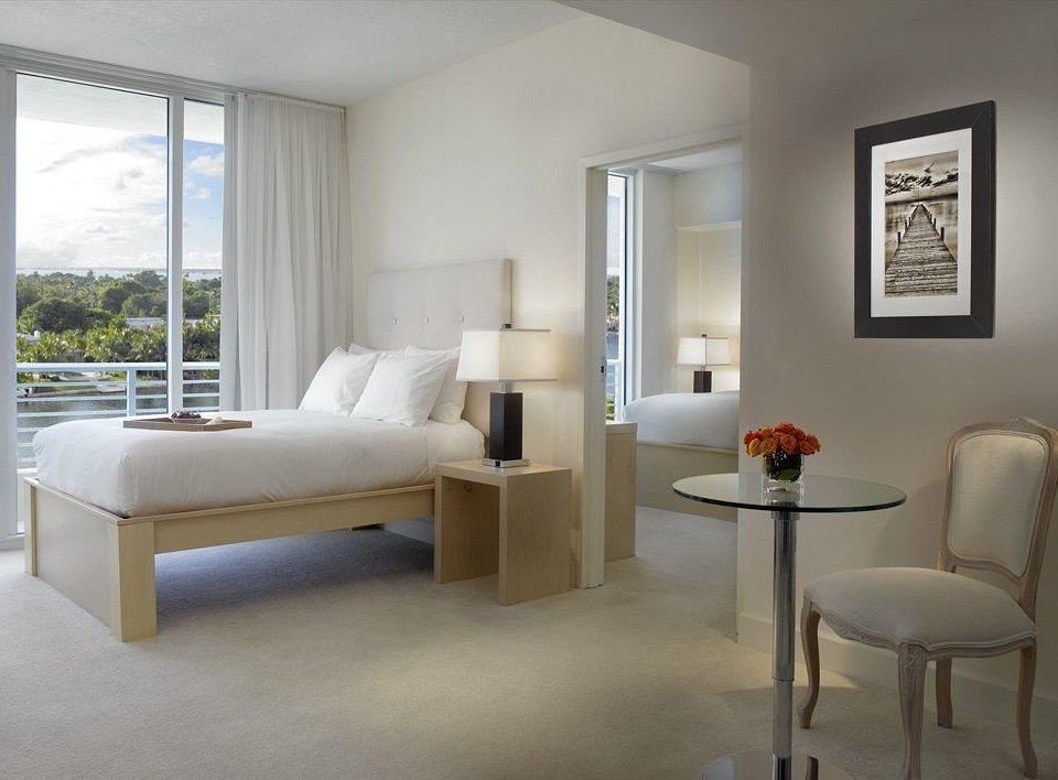 Bedroom Luxury Modern Suite living room property home