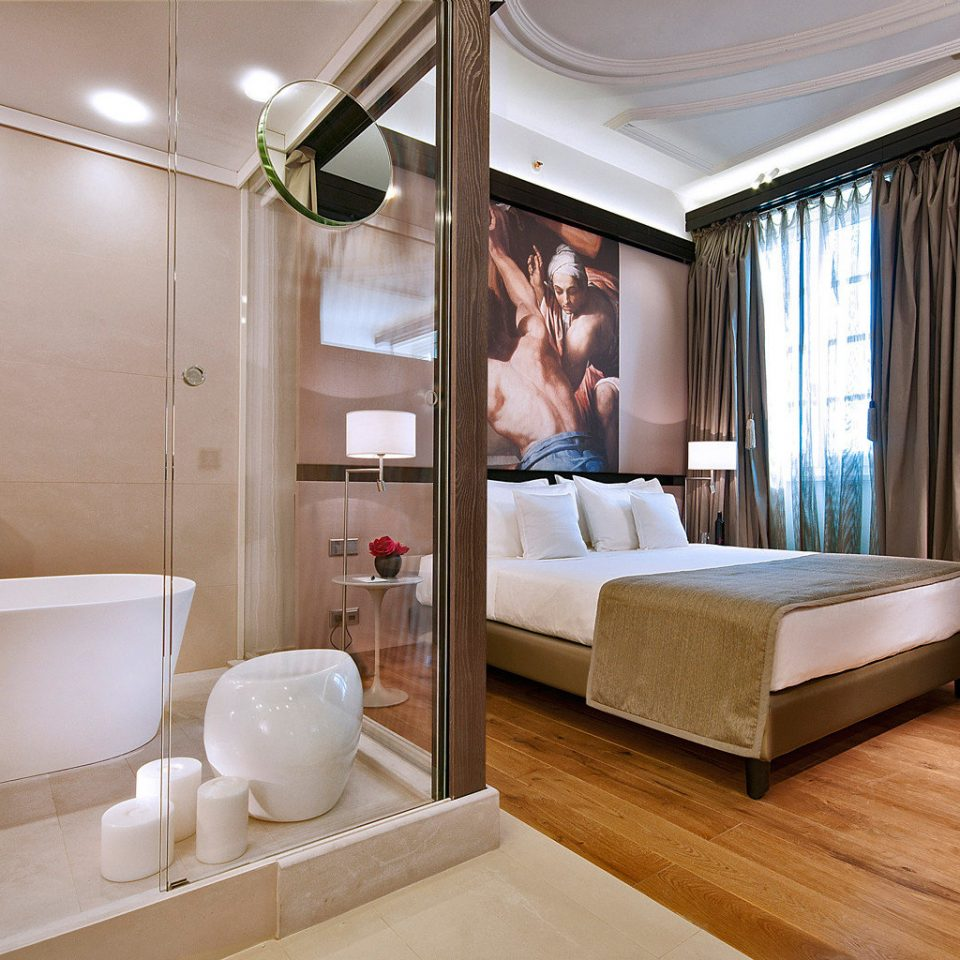 Bedroom Luxury Modern Suite property home cottage