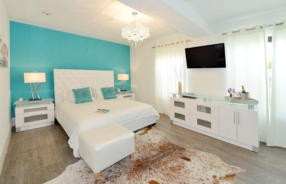 Bedroom Luxury Modern Suite property cottage home living room