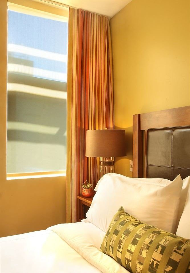 Bedroom Luxury Modern Suite property yellow pillow curtain