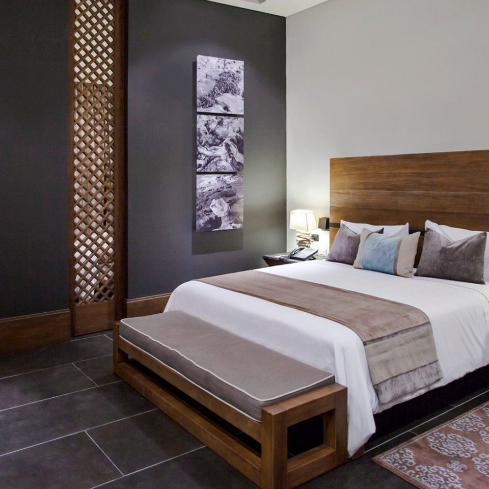 Bedroom Luxury Modern property Suite hardwood cottage living room Villa