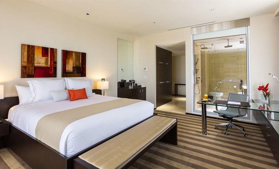 Bedroom Luxury Modern Suite property condominium living room Villa flat