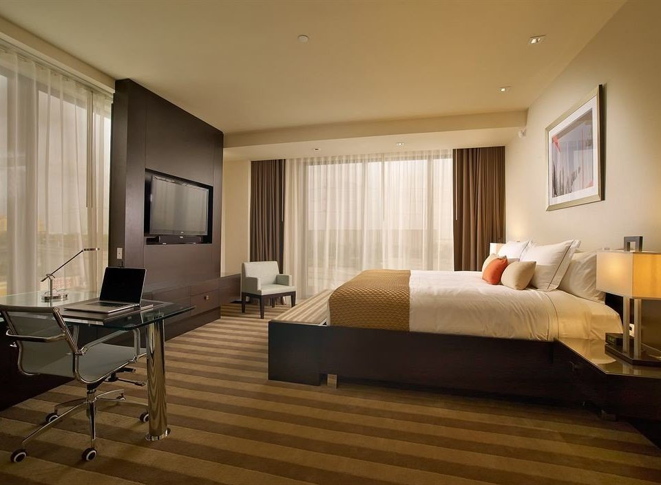 Bedroom Luxury Modern Suite property living room condominium hardwood home