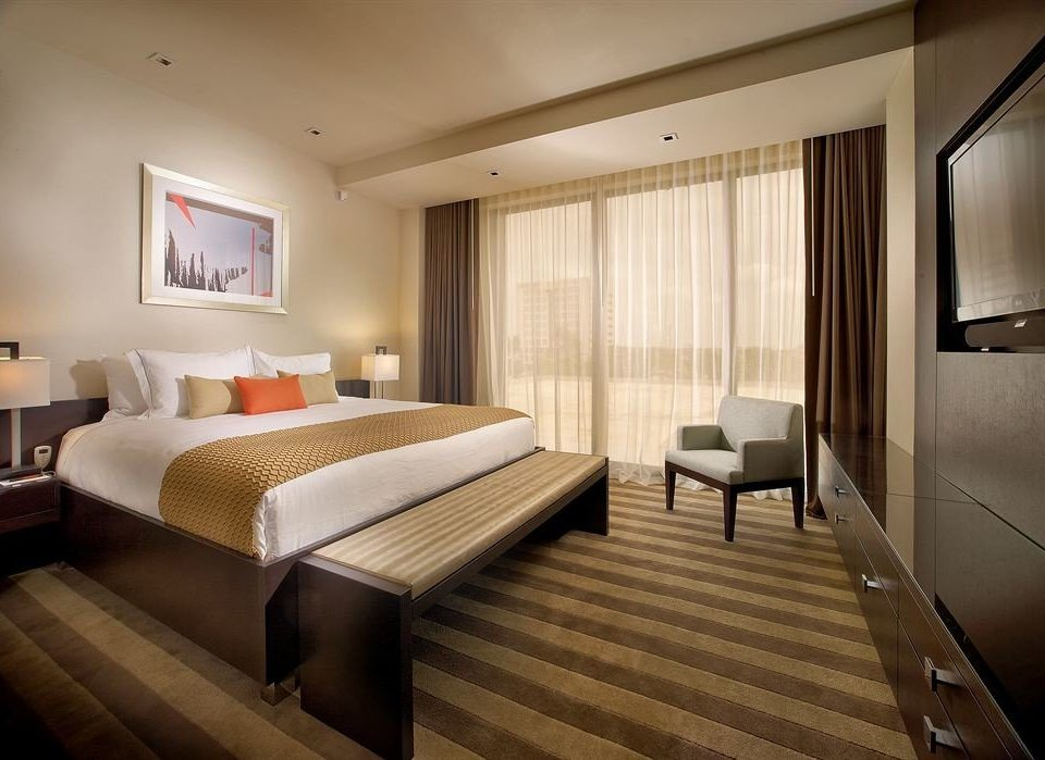Bedroom Luxury Modern Suite sofa property condominium living room