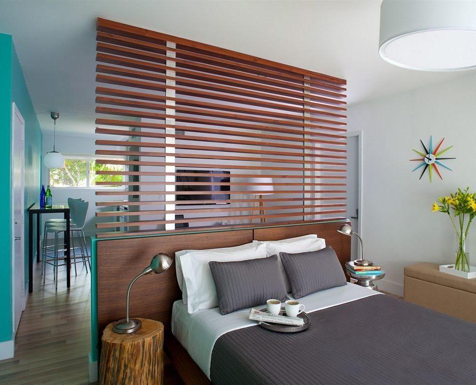 Bedroom Luxury Modern Suite property condominium living room window treatment