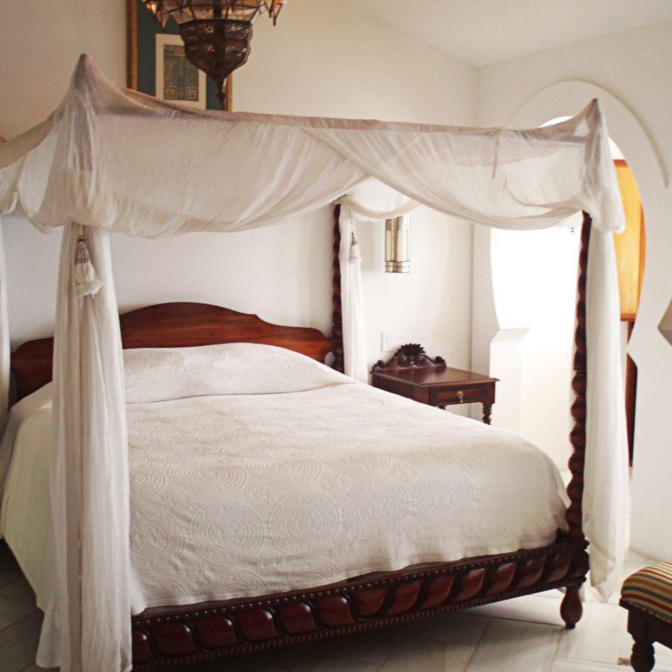 Bedroom Luxury Resort property four poster Suite cottage bed frame