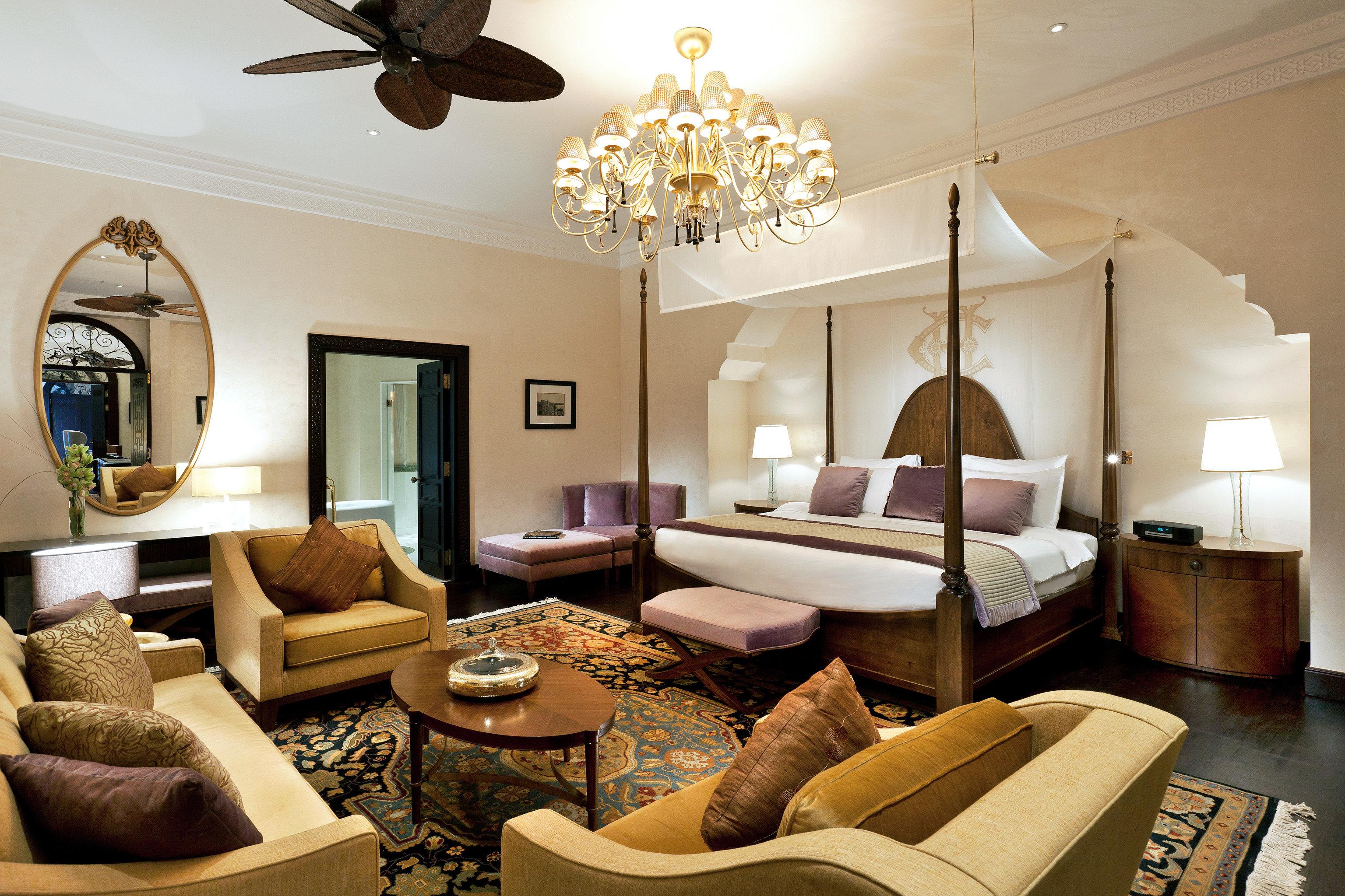 Bedroom Luxury Resort living room property home Suite condominium cottage
