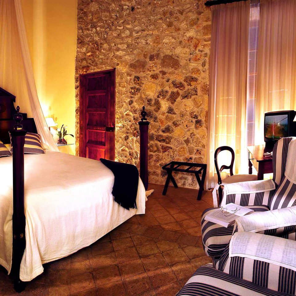 Bedroom Luxury Romantic Rustic Suite cottage