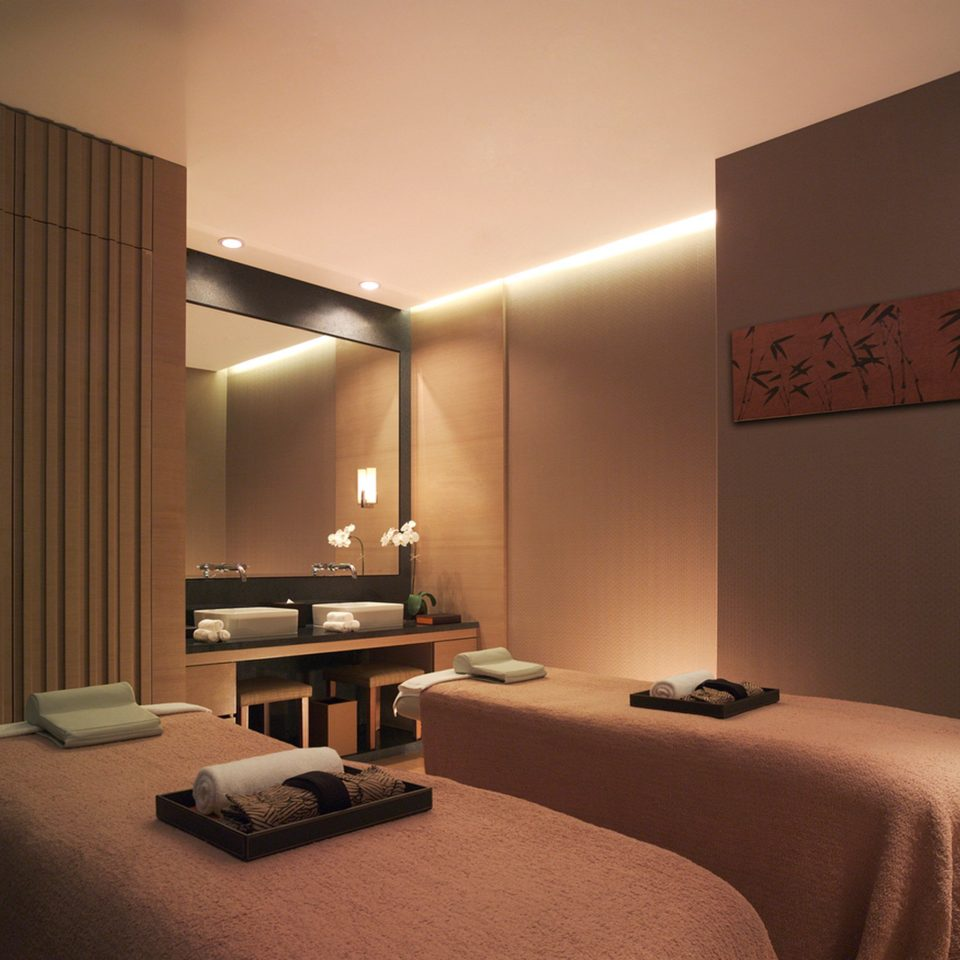 Luxury Spa property Suite living room lighting Bedroom condominium lamp