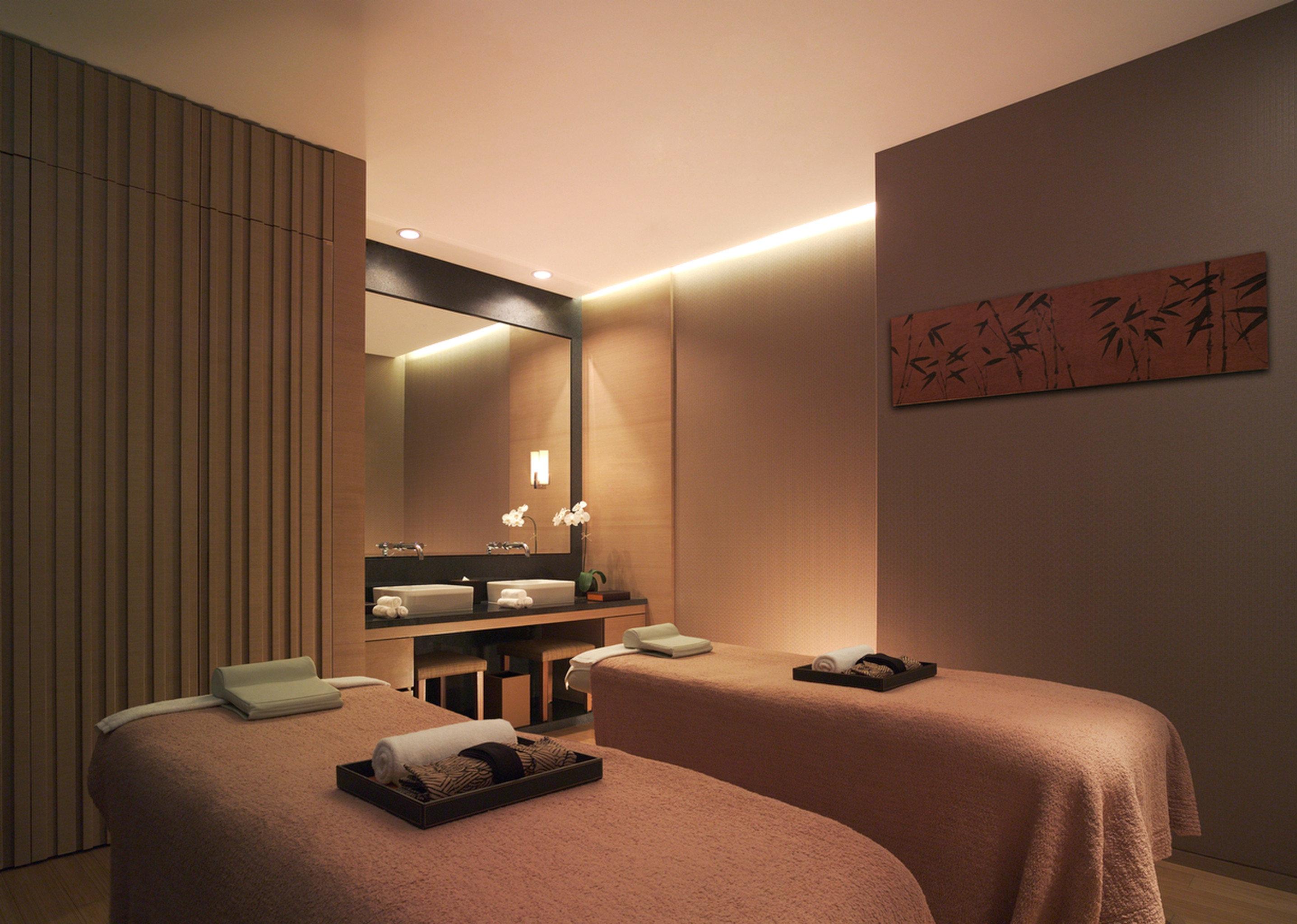 Luxury Spa property Suite living room lighting Bedroom condominium lamp