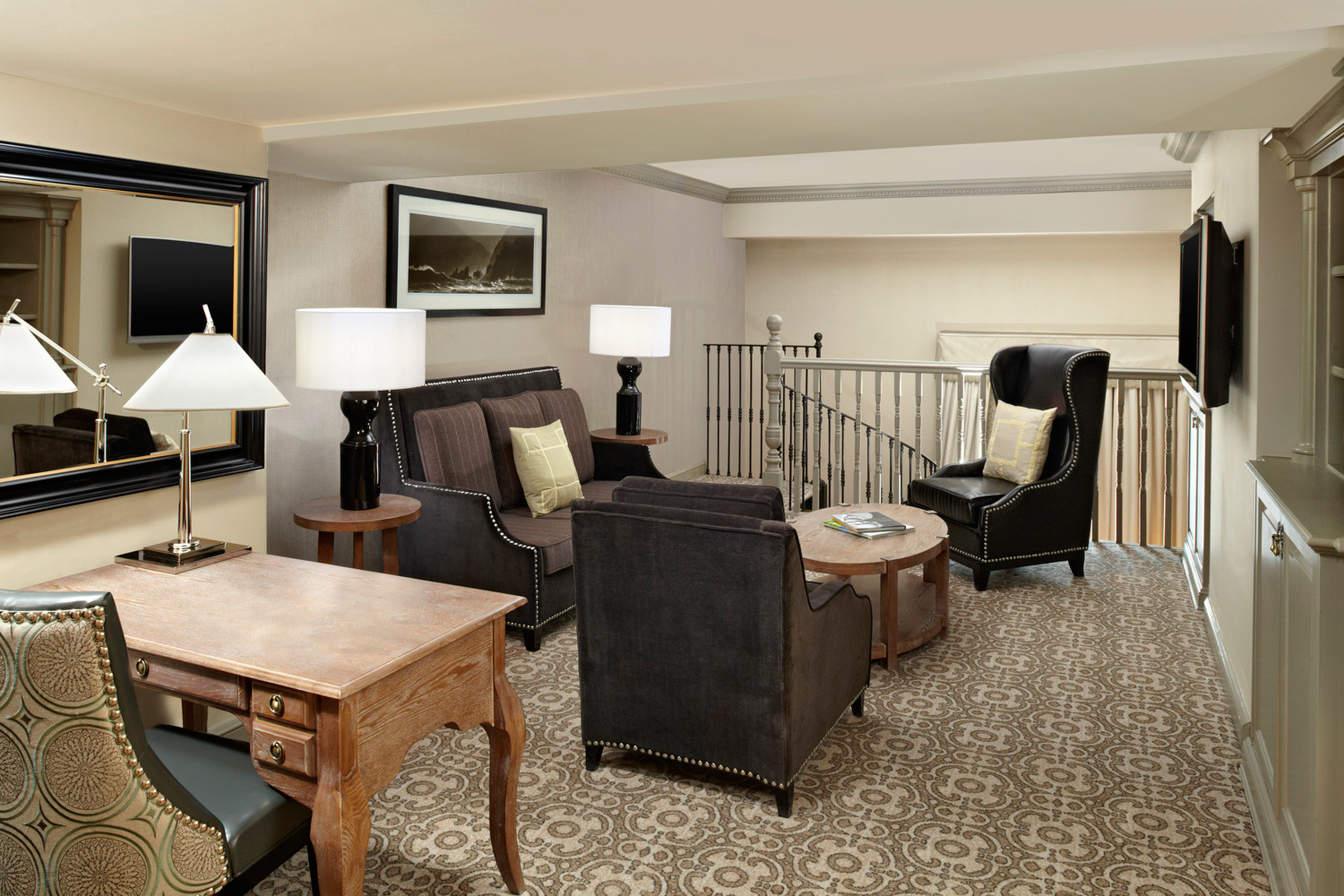 Luxury property chair Suite home living room condominium Bedroom cottage
