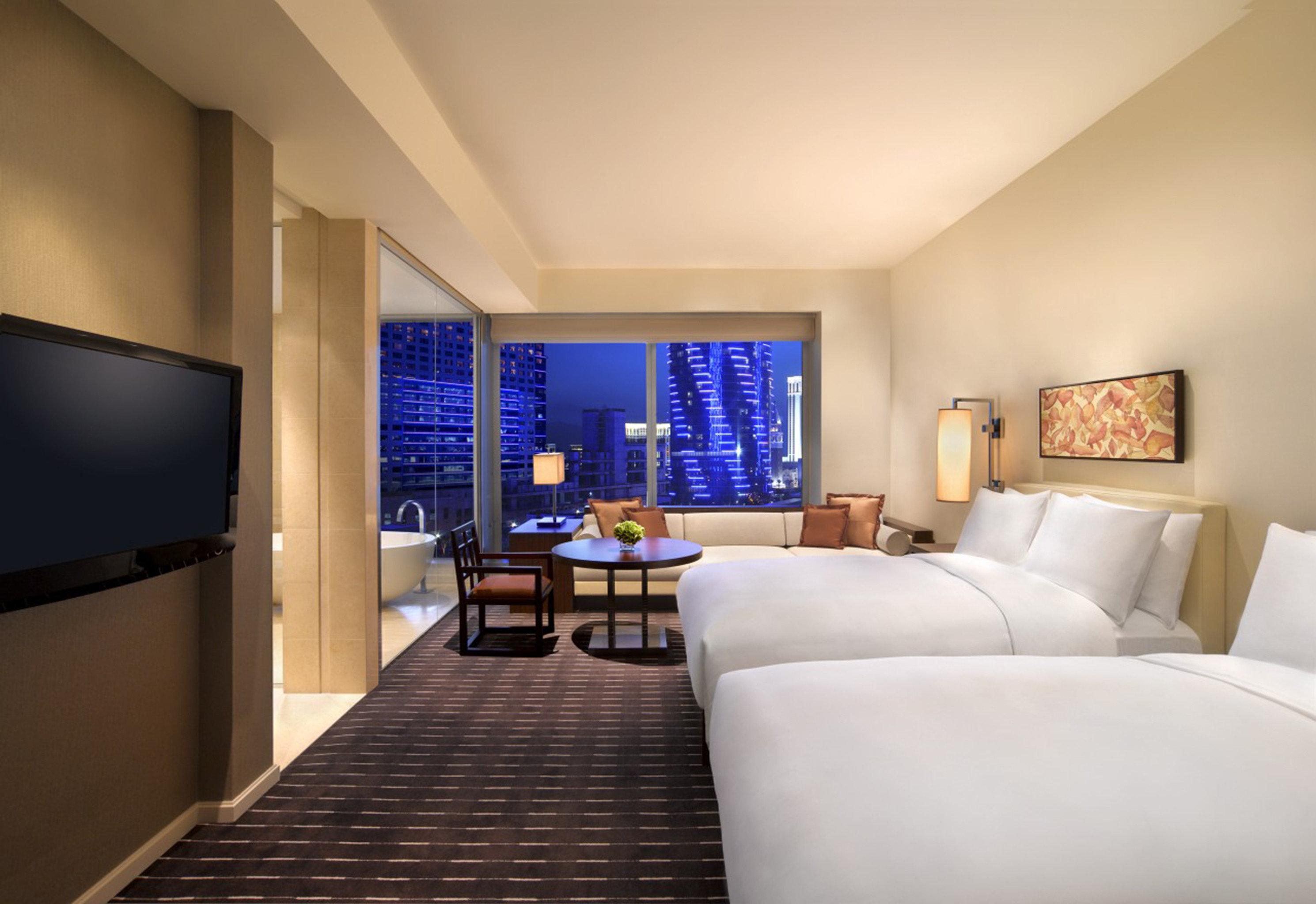 Bedroom Luxury Suite sofa property living room condominium home