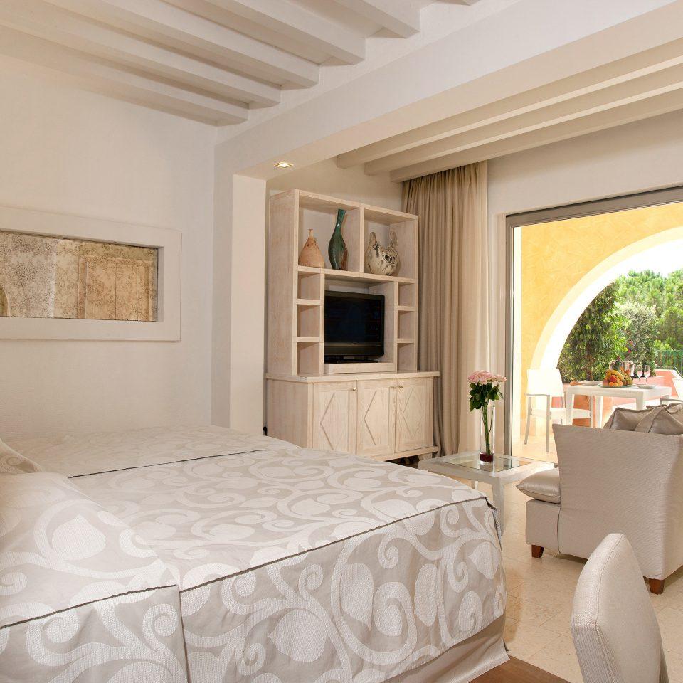 Bedroom Luxury Suite Terrace property home living room cottage Villa