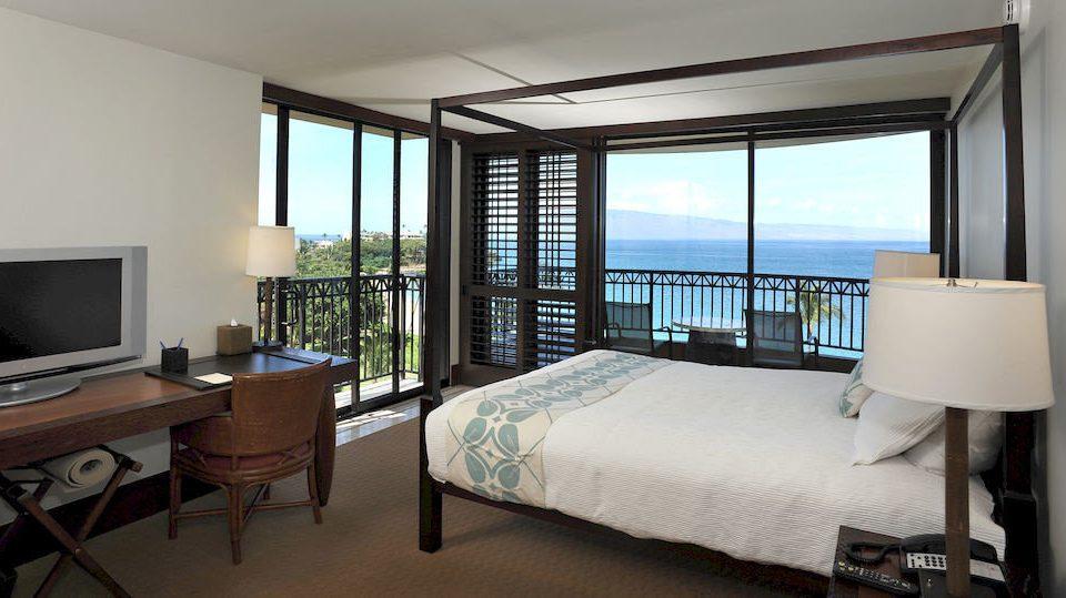 Bedroom Luxury Suite Tropical property condominium living room home cottage Villa flat overlooking