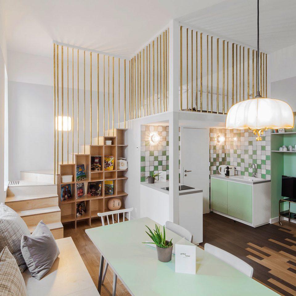 property living room home lighting condominium Bedroom Modern