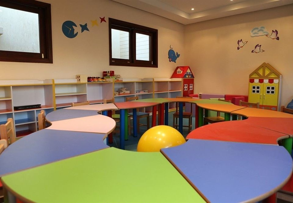 recreation room chair classroom desk billiard room office Play kindergarten Bedroom bright Modern