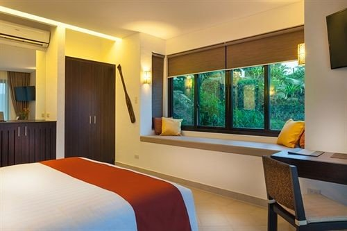 property condominium Suite Bedroom living room Resort Villa Modern