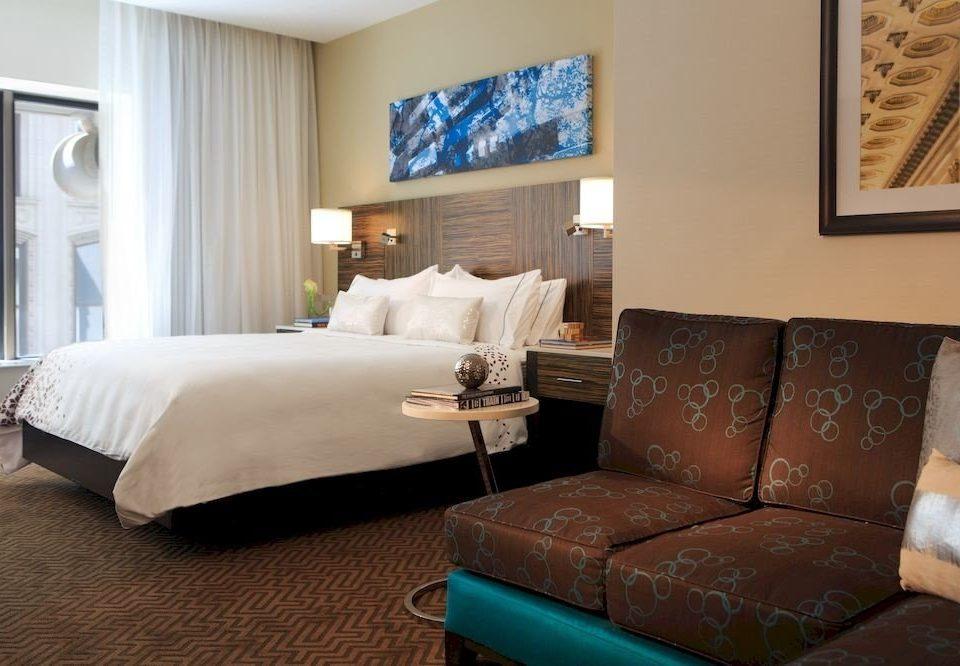 Bedroom Modern Resort sofa property living room Suite home cottage bed sheet