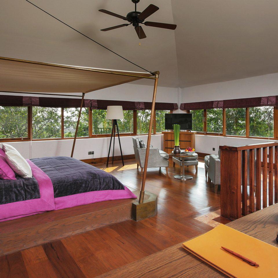 property home living room Resort Villa hardwood cottage condominium Bedroom Suite Modern