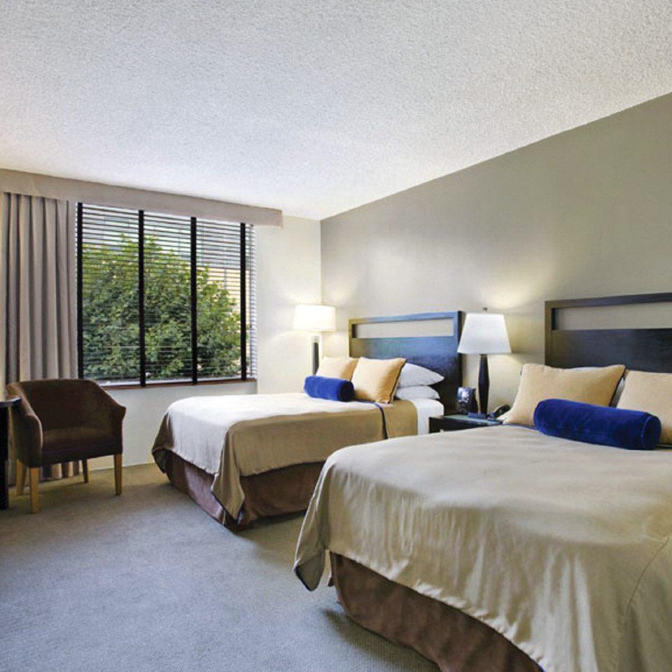 Bedroom Modern property Suite Resort cottage Villa