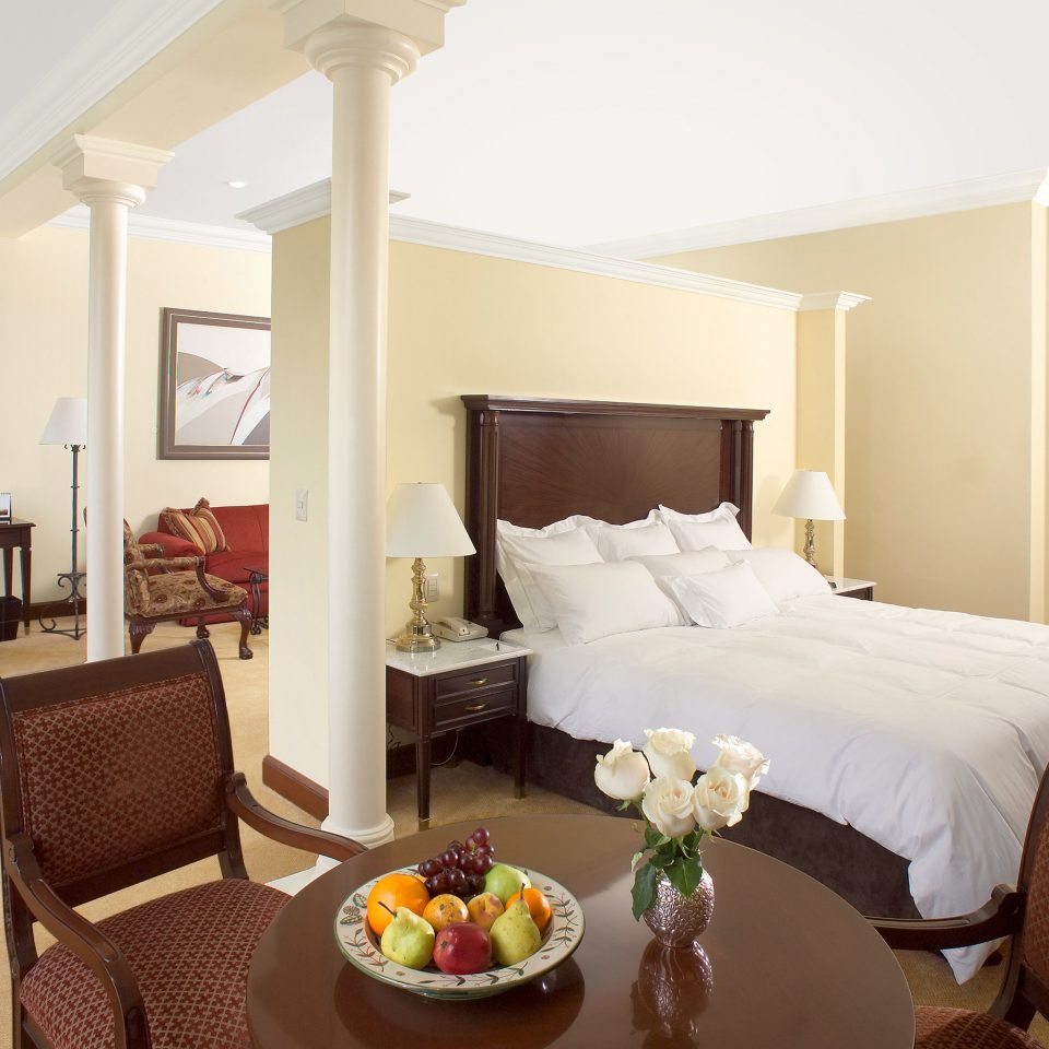 Bedroom Modern Resort Suite property cottage living room Villa
