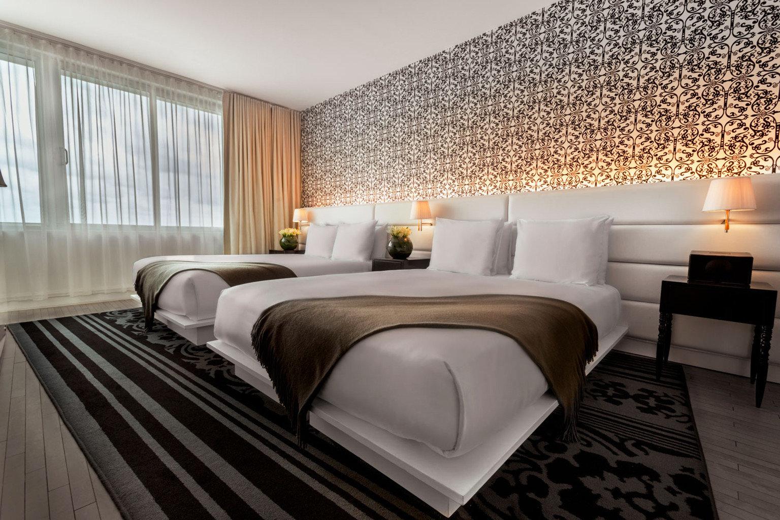 Bedroom Modern Resort property Suite bed sheet bed frame