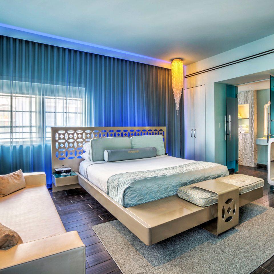 property condominium Suite living room Villa home Resort Modern Bedroom
