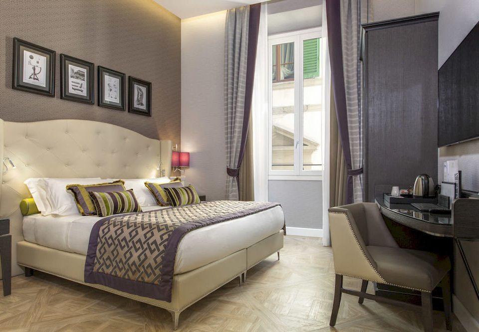 property Bedroom living room condominium home Suite bed frame cottage Modern