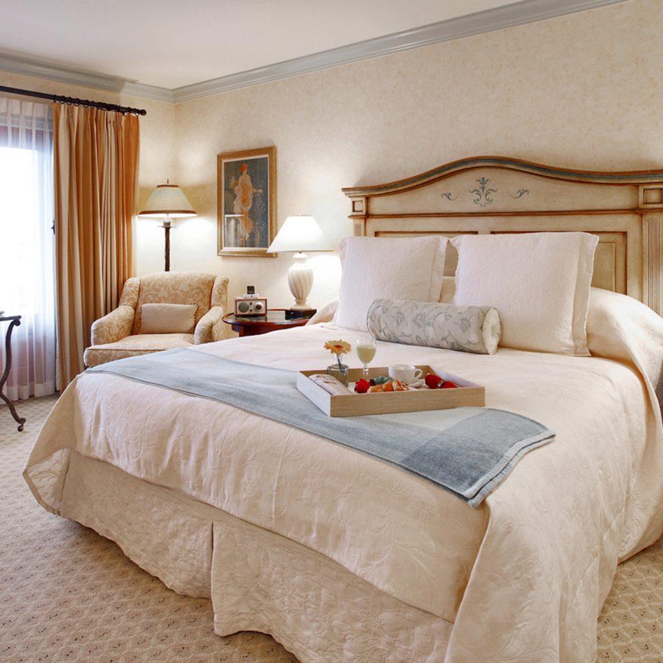 Bedroom Modern property Suite home hardwood cottage living room bed sheet bed frame containing