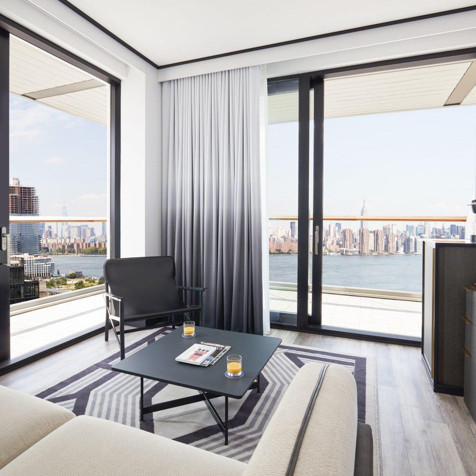 property building Bedroom condominium living room Suite home overlooking loft cottage Modern
