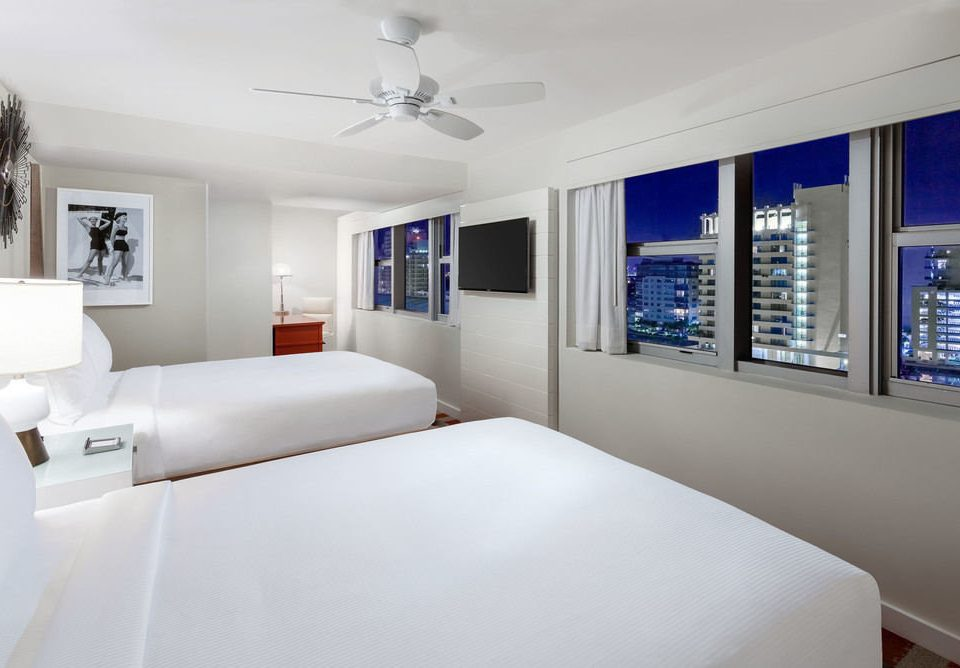 property white scene Bedroom living room home condominium Suite clean Modern