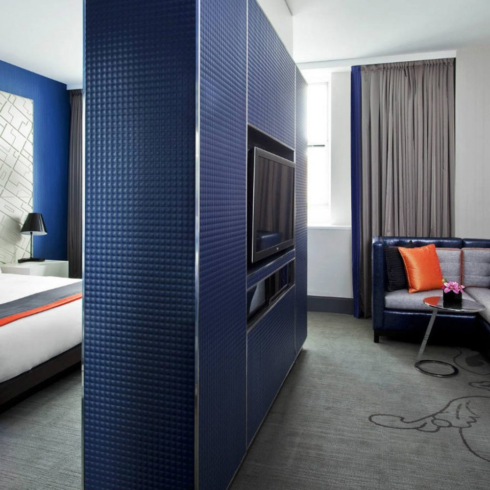 property Bedroom Suite condominium living room home Modern sofa