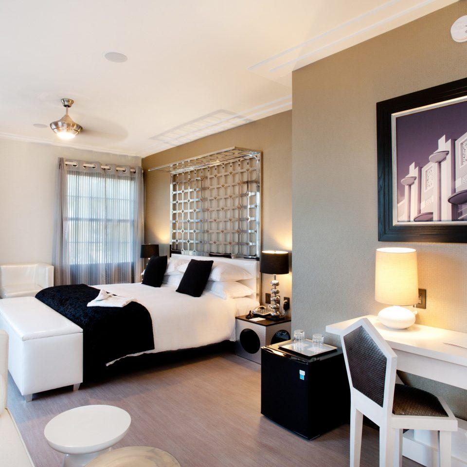 property living room condominium Suite home Bedroom Modern