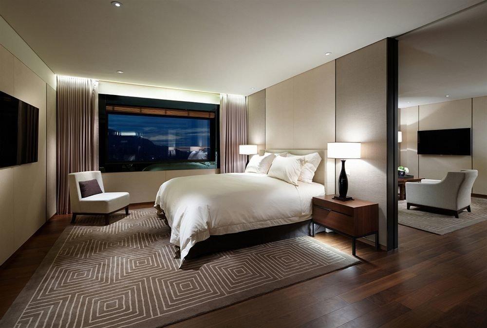 Bedroom property passenger ship yacht Suite living room vehicle condominium Modern flat