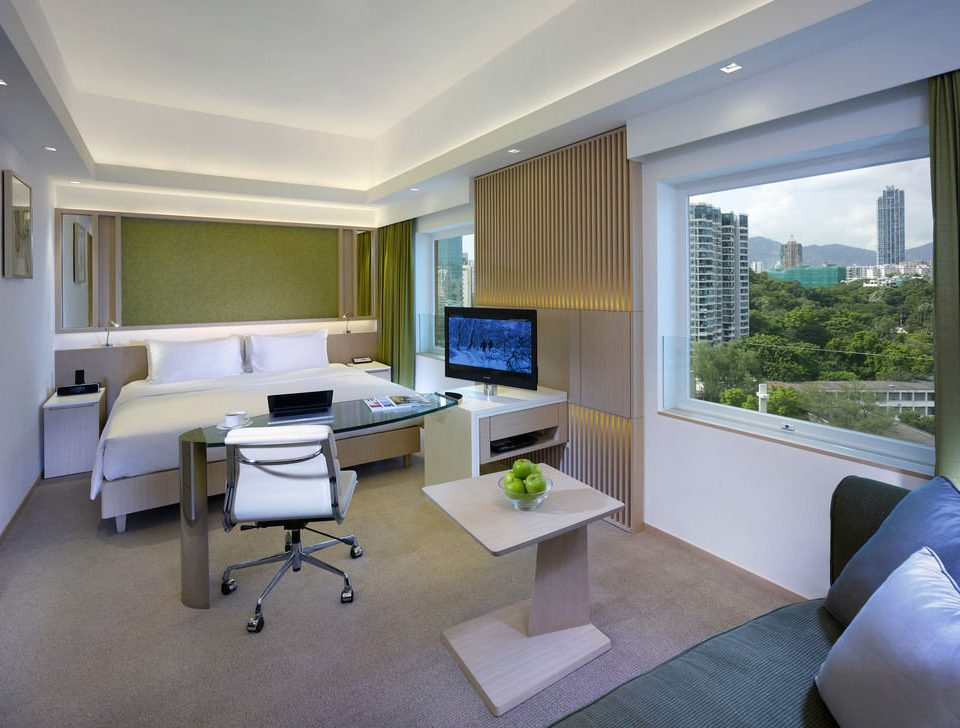 property condominium living room house home Bedroom Suite office Modern