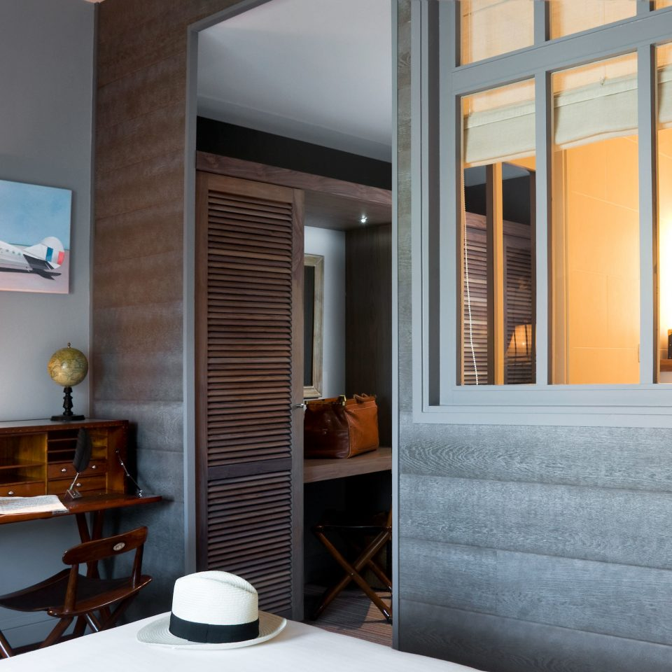 Bedroom Modern property house home living room condominium Suite loft